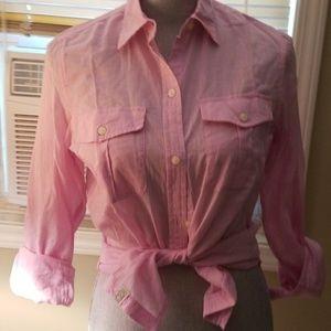 Ralph Lauren size xs button down shirt
